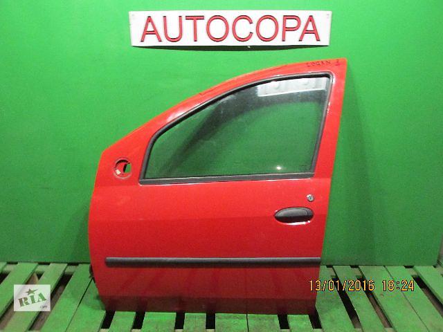 купить бу Дверь передняя левая для легкового авто Dacia Logan в Львове