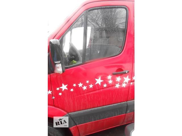 продам Дверь передняя левая, двері передні ліві Мерседес Спринтер 906 (215, 313, 315, 415, 218, 318, 418, 518) 2006-12р бу в Ровно