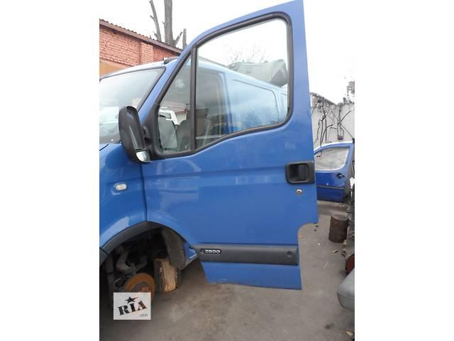 купить бу Дверь передняя Опель Мовано Opel Movano 1,9 DCI 2003-2010 в Ровно
