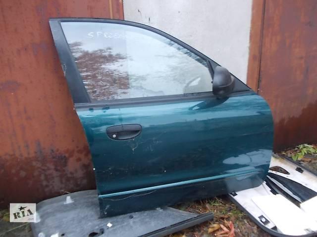 купить бу  Дверь передняя правая  Daewoo Nubira. Цена за голую дверь, с молдингом. в Днепре (Днепропетровске)