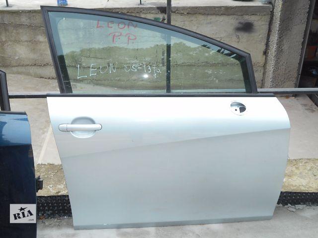 дверь передняя правая для Seat Leon, 2008- объявление о продаже  в Львове