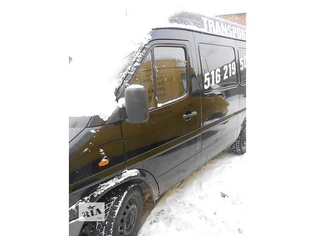 продам Дверь передняя правая левая, двері передні Mercedes Sprinter Мерседес Спринтер W 903, 901 бу в Ровно