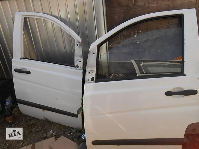 продам Дверь передняя правая левая, двері передні Mercedes Vito (Viano) Мерседес Вито (Виано) V639 (109, 111, 115, 120) бу в Ровно