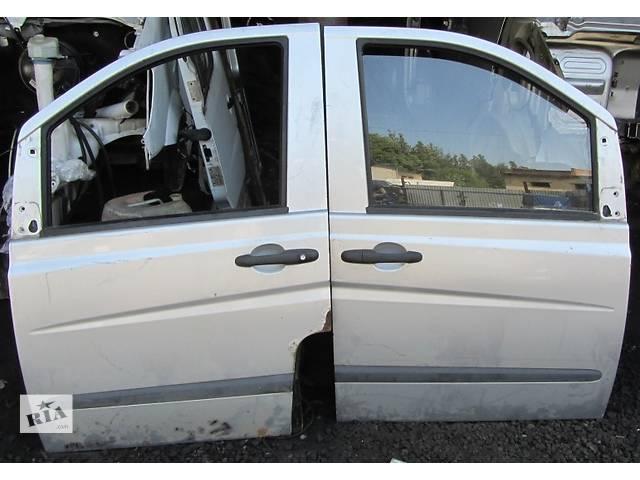 купить бу Дверь передняя правая левая, двері передні Mercedes Vito (Viano) Мерседес Вито (Виано) V639 (109, 111, 115, 120) в Ровно