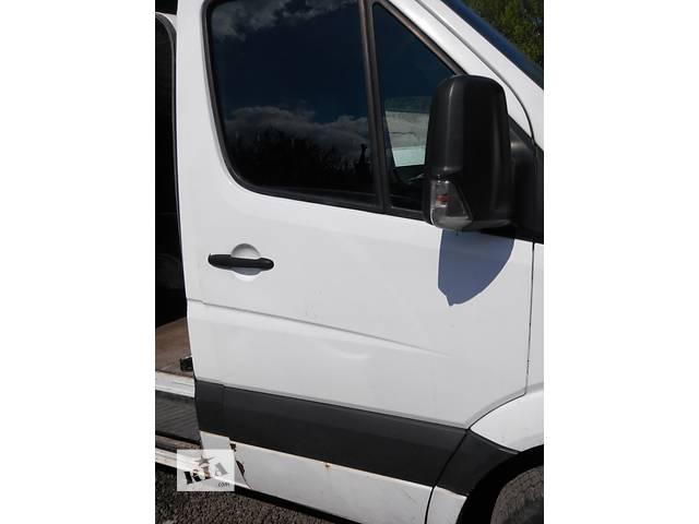 бу Дверь передняя правая, левая Мерседес Спринтер 906 (215, 313, 315, 415, 218, 318, 418, 518) 2006-12р в Ровно