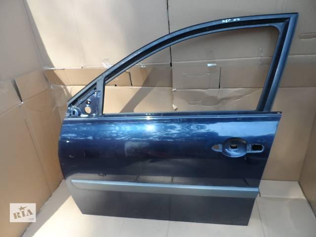 Дверь передняя правая Рено Меган Renault Megane 2002-2008- объявление о продаже  в Ровно