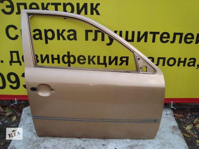 бу Дверь передняя правая и левая Skoda Осtavia Tour АRX 4X4 1,8т в Киеве