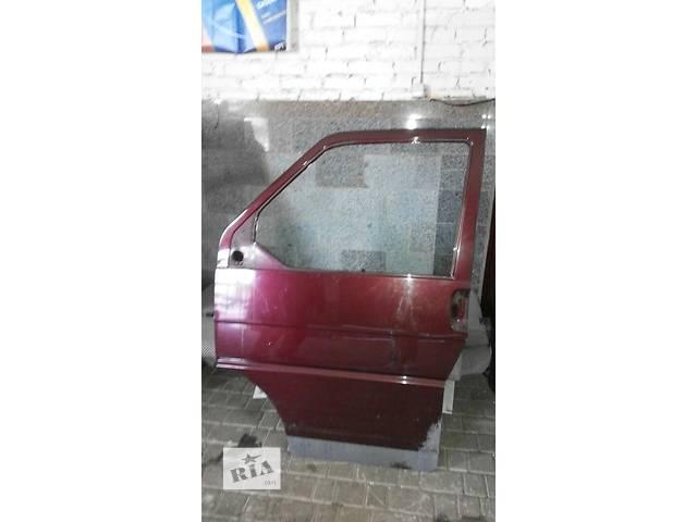 Дверь передняя Volkswagen Caravella Фольсваген Т4 (Транспортер , Каравелла)- объявление о продаже  в Ровно