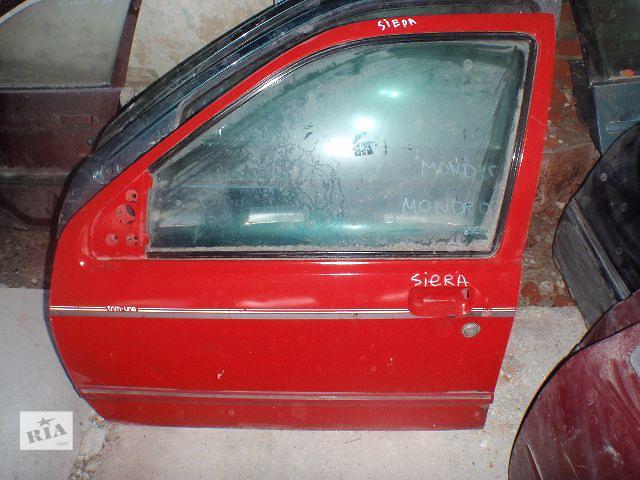 дверь передняя/задняя для Ford Sierra, 1988- объявление о продаже  в Львове