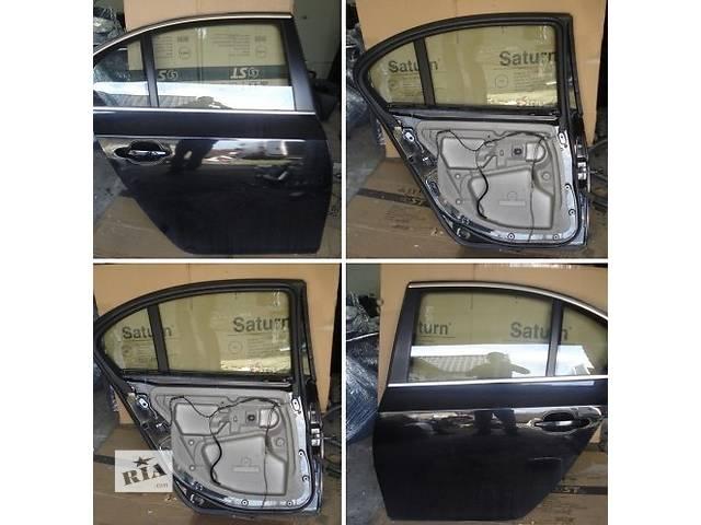 купить бу  Дверь задняя BMW 5 E60 в Львове