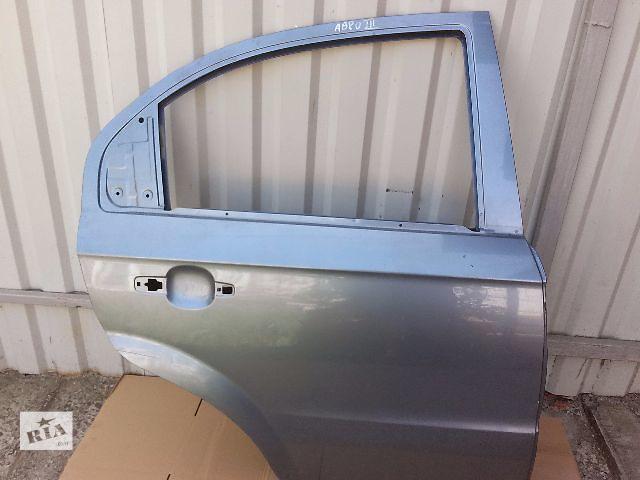 бу Дверь задняя для легкового авто Chevrolet Aveo T250 в Тернополе