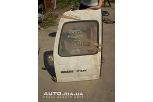 Двери задние Ford Escort