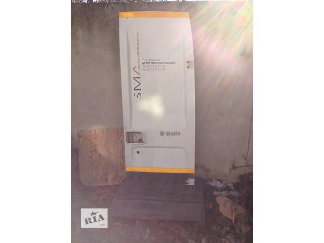 Дверь задняя для грузовика Iveco Daily E3- объявление о продаже  в Луцке
