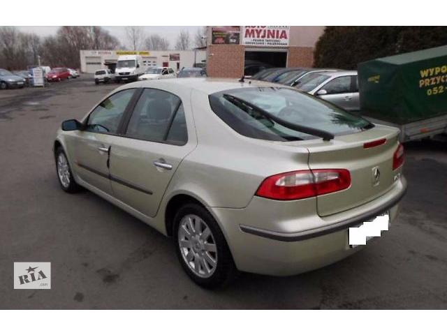 продам Дверь задняя для хэтчбека Renault Laguna 2002 бу в Львове