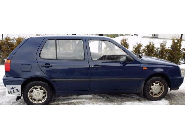 бу Дверь задняя для хэтчбека Volkswagen Golf IIІ 1996 в Львове