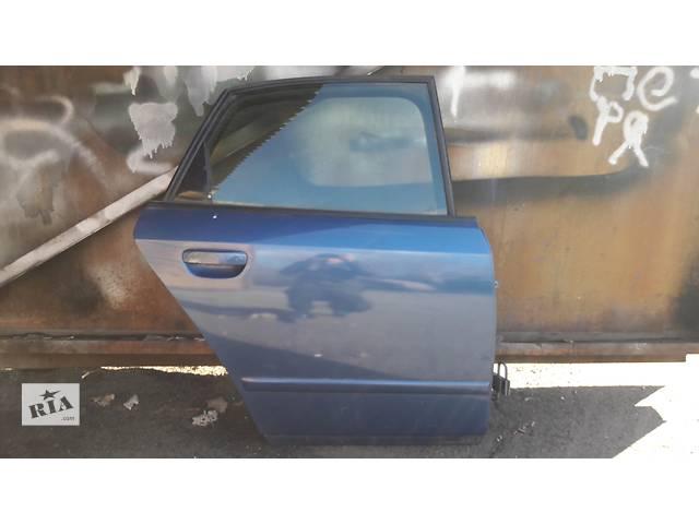 продам  Дверь задняя для легкового авто Audi A4 бу в Запорожье