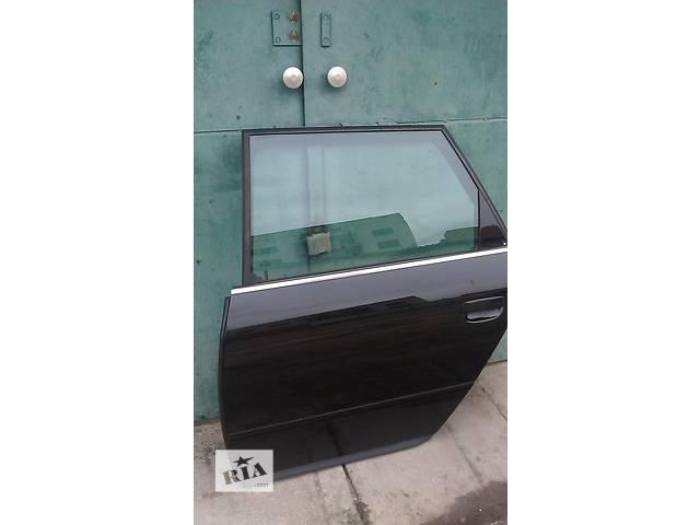 бу Дверь задняя для легкового авто Audi A6 С5 в Костополе