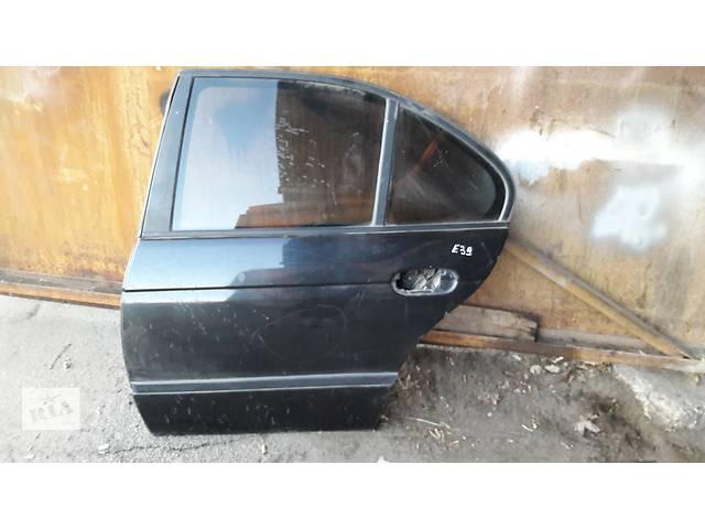 продам  Дверь задняя для легкового авто BMW 5 Series бу в Запорожье