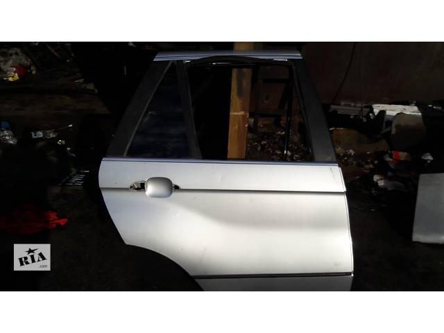 Дверь задняя для легкового авто BMW X5- объявление о продаже  в Запорожье