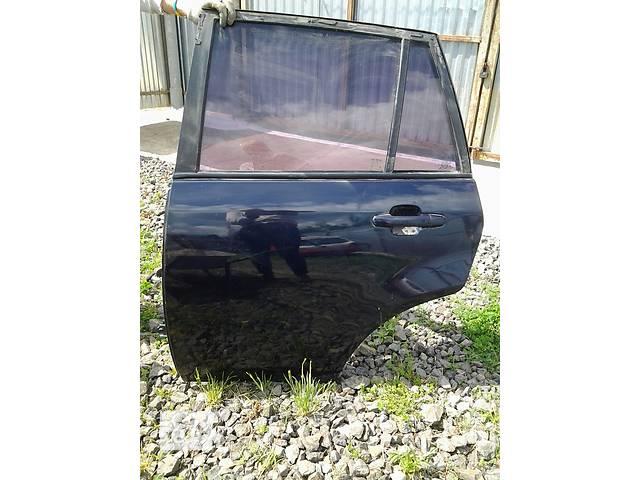 продам  Дверь задняя для легкового авто Chery Tiggo бу в Ужгороде