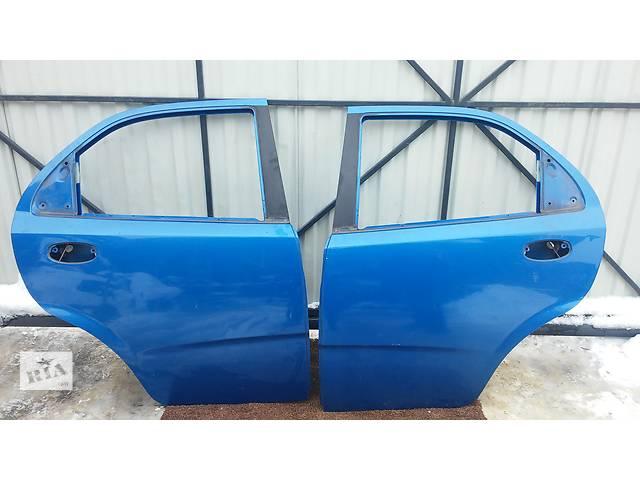 продам Дверь задняя для легкового авто Chevrolet Aveo Т200 (седан) бу в Тернополе