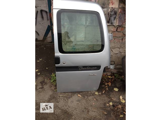 Дверь задняя для легкового авто Citroen Berlingo- объявление о продаже  в Луцке