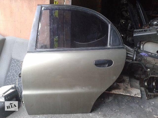 продам Дверь задняя для легкового авто Daewoo Lanos 2004 бу в Запорожье