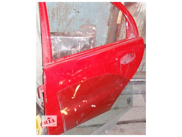 Дверь задняя для легкового авто Daewoo Lanos- объявление о продаже  в Днепре (Днепропетровске)