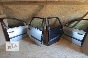 Двери задние Ford Fiesta