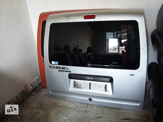 бу  Дверь задняя для легкового авто Ford Transit Connect в Львове