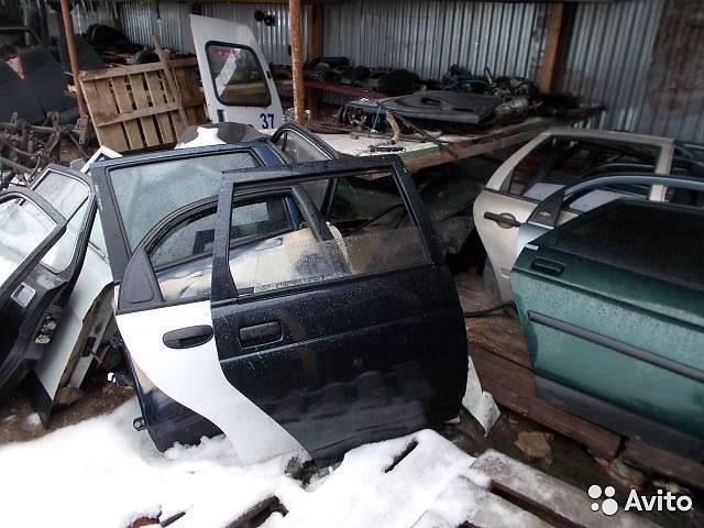 продам  Дверь задняя для легкового авто Honda HR-V бу в Киеве