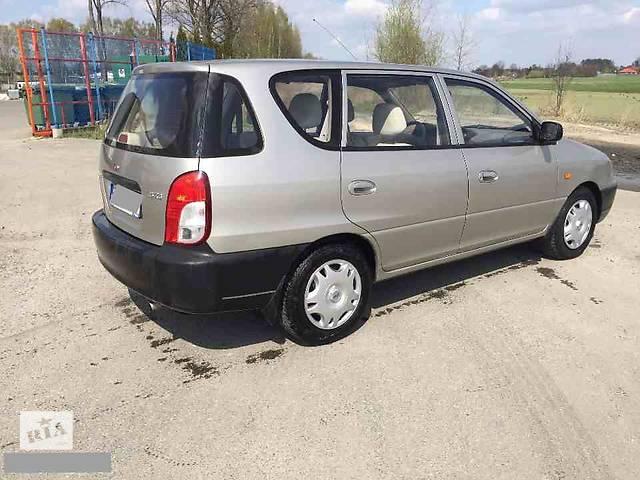 Дверь задняя для легкового авто Kia Carens- объявление о продаже  в Львове