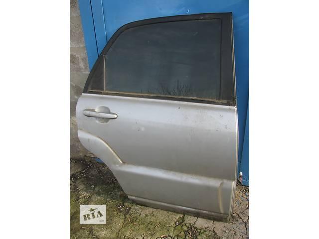 бу  Дверь задняя для легкового авто Kia Sportage в Днепре (Днепропетровске)