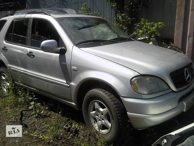 продам  Дверь задняя для легкового авто Mercedes ML 270 бу в Ужгороде