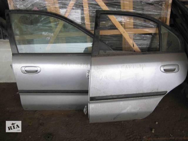 купить бу  Дверь задняя для легкового авто Mitsubishi Carisma в Львове