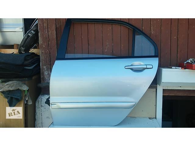 Дверь задняя для легкового авто Mitsubishi Lancer 9 (в сборе)- объявление о продаже  в Тернополе