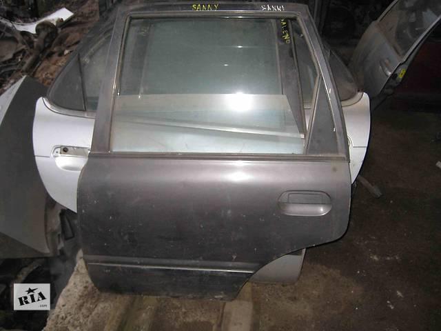 бу  Дверь задняя для легкового авто Nissan Sunny в Львове