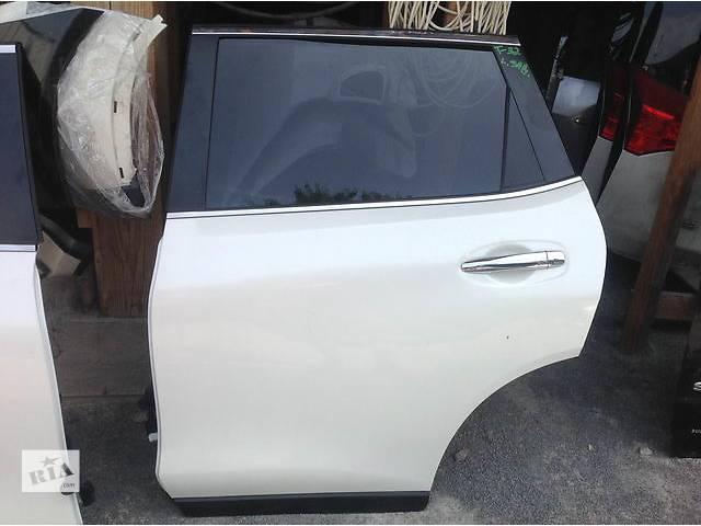 бу  Дверь задняя для легкового авто Nissan X-Trail в Ровно