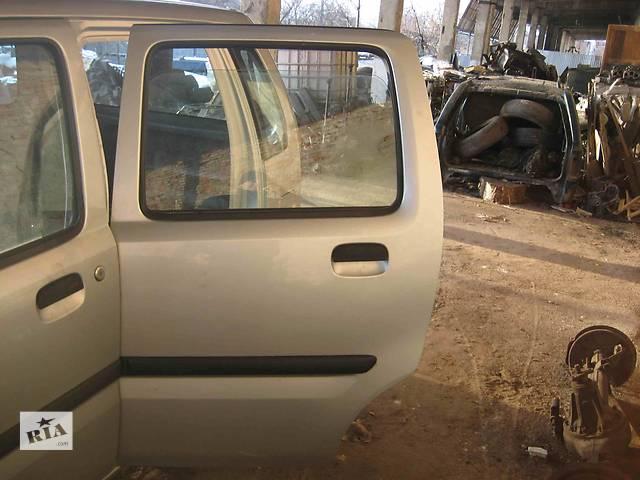продам  Дверь задняя для легкового авто Opel Agila бу в Львове