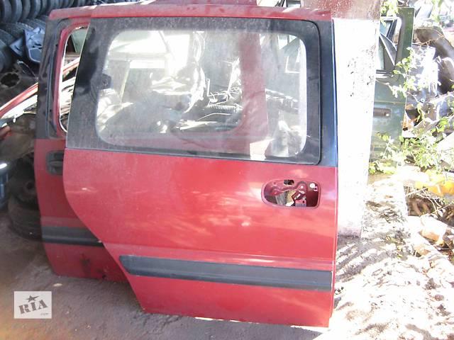 купить бу  Дверь задняя для легкового авто Opel Sintra в Львове