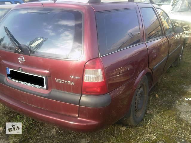 купить бу  Дверь задняя для легкового авто Opel Vectra B в Ужгороде