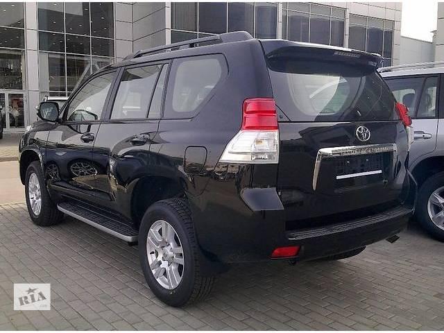 продам  Дверь задняя для легкового авто Toyota Land Cruiser Prado 150 бу в Ровно