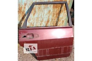 Двери задние ВАЗ 2109