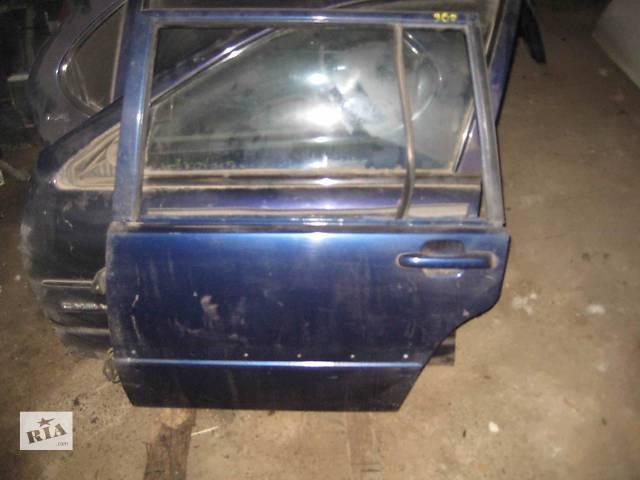 бу  Дверь задняя для легкового авто Volvo 960 в Львове