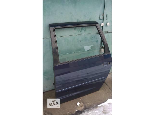 бу  Дверь задняя для минивена Volkswagen Sharan в Ровно