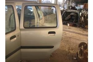 Двери задние Opel Agila
