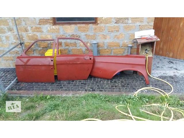 бу Дверь задняя для седана ГАЗ 24 1990 в Луцке