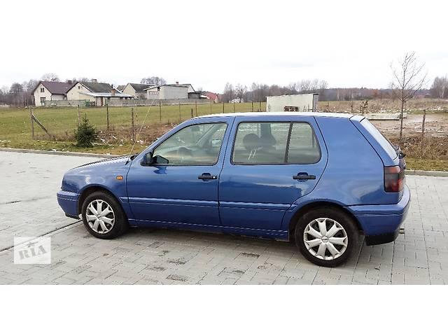 продам Дверь задняя для Volkswagen Golf III хетчбек бу в Львове