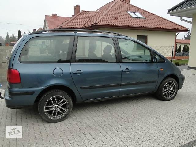 купить бу Дверь задняя для Volkswagen Sharan 2002 в Львове