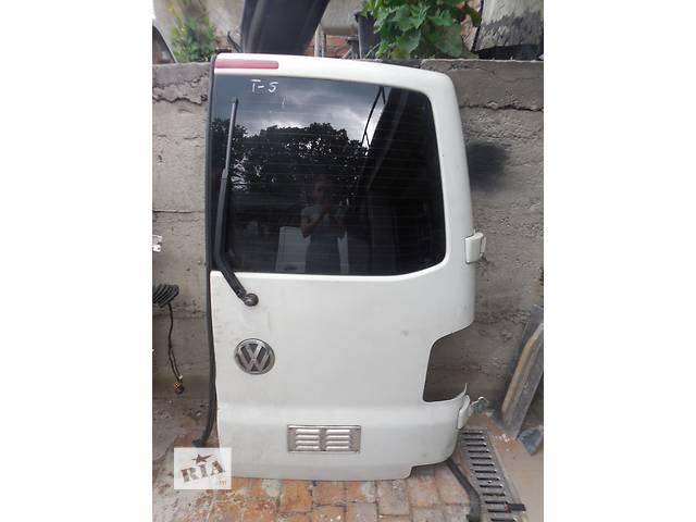 Дверь задняя для Volkswagen T5 (Transporter)- объявление о продаже  в Львове